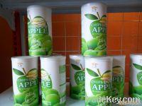 2012 top-selling organic leisure food apple chips