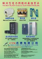 Do you find voltage regulator, transformer, U.P.S manufacturer?