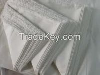 Cotton Grey Fabric Air Jet Quality
