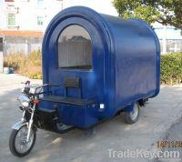 JX-FR220C Hot Selling Mobile Fast Food Van