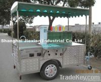JIEXIAN 2012 mobile hot dog cart