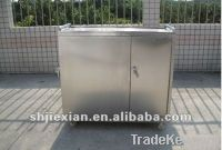 Stainless steel Transfer Trolley