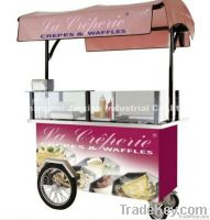 JX-IC160 Cool Summer Ice Cream Cart(With CE)