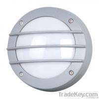 Aluminum outdoor warterproof led bulkhead light (K34001)