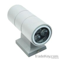IP54 Aluminum Die Cast Outdoor Up Down led wall light