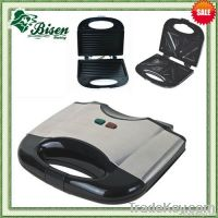 Sandwich maker (stainless steel)