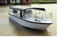 Composite River Boat