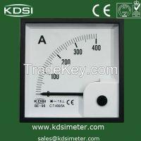 BE-96 taiwan technology analog panel meter ammeter voltmeter