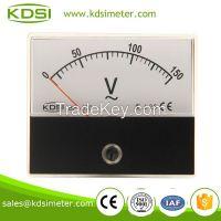 BP-670 panel analog ac ammeter ac voltmeter