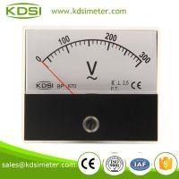 KDSI electronic apparatus BP-670 AC300V super mini analog voltmeter