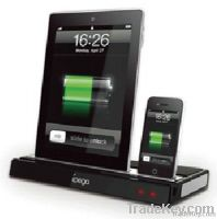 Dual Docking Station for iPhone and iPad