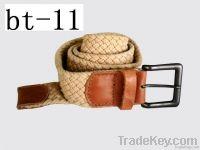 belt braid belt knitted belt