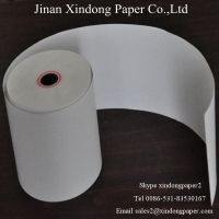 Thermal Cash Register Paper Roll with Various Colours and Sizes