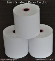 Thermal Cash Register Paper Roll of Various Colours and Sizes