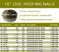 coil roofing nail