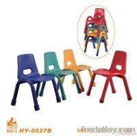 Kindergarten chair / kids plastic chair