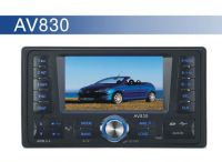 AV830 2DIND Car MP5 Player With 18 FM Stations, Support MP3/USB/SD, EQ Function