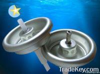 1'' tinplate metering air freshener aerosol valve