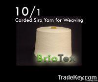 10s Siro Yarn - Compact Yarn for Weaving
