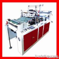 suit cover making machine