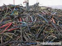 pvc cable cover scrap