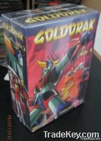 Goldorak box3 french version 5dvd brand new