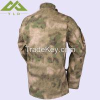 Camo military uniform