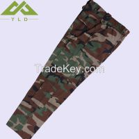 camouflage military suit