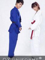 100% Cotton International Standard Judo Uniform Judo Gi Training Wear