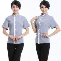 Discounted Long Sleelves and Short Sleeves Housekeeping Staff Uniform
