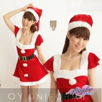 Dropshipping Sexy Adult Christmas Costumes Festival Suit for Girls