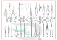 Ophthalmic Instrument Sets (Re-use & Single-Use)