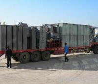 Mining Vertical Bucket Elevator/ Conveyor With Service Platform