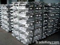 Lowest price aluminium ingot 99.7 hot sale