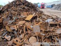 92% Iron Scrap Metal
