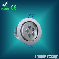 hot sale high quality 5w led downlight 90mm cut hole