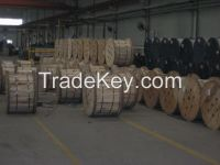 HIGH TENSILE HOT DIPPED GALVANIZED ACSR STEEL WIRE