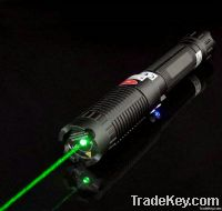 532nm from 200 to 800 mW  focusable portable green laser pointer