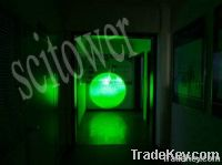 warning solid laser 532nm 2W 2000mW portable/solid laser system