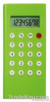colourful plastic pocket calculator