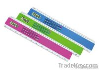 colourful big size pocket calculator with ruler