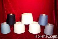 Spun silk yarn Melange yarn