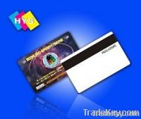 high quality magnetic card