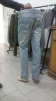 MEN JEANS 100 COTTON WASHED EUROPEAN STYLES