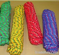 10mm Polypropylene multifilament Diamond Braided Climbing rope