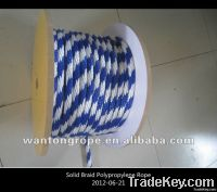Polypropylene multifilament Rope