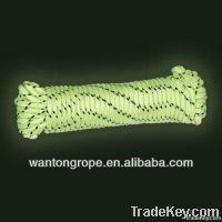 Glow in dark rope