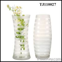 glass flower vase china supplier