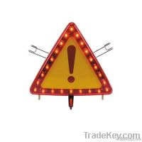 Warning Triangle With E11 27R 033936 Certificate