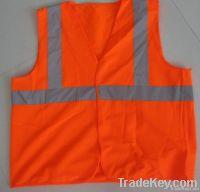 EN471 Class 2 Standard Hi-vis Safety Vest
